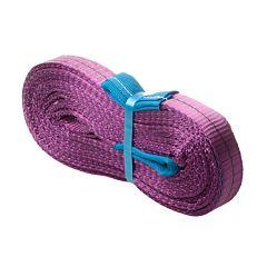 Hijsband | 1 ton, 30mm, polyester, violet